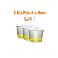 Classic Muur- en Plafondverf Ral 9010