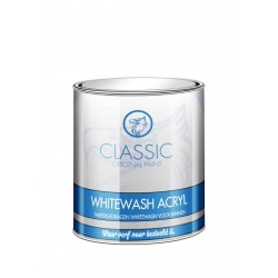 White Wash Acryl