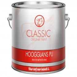 Classic Hoogglans PU 2,5 Liter