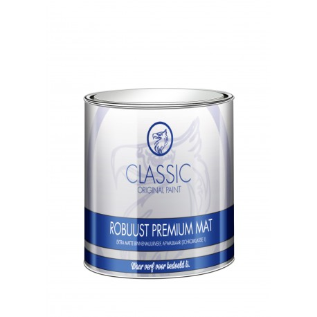 Classic Robuust Premium Mat 1 Liter