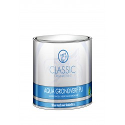 Classic Aqua Grondverf PU 0,5 Liter