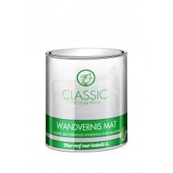 Classic Wandvernis Mat 1 Liter