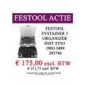 Festool Organizer 205746