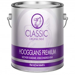 Classic Premium Hoogglans Aflak 2,5 Liter
