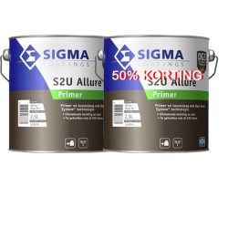 Sigma S2U Allure Primer 2,5 Liter